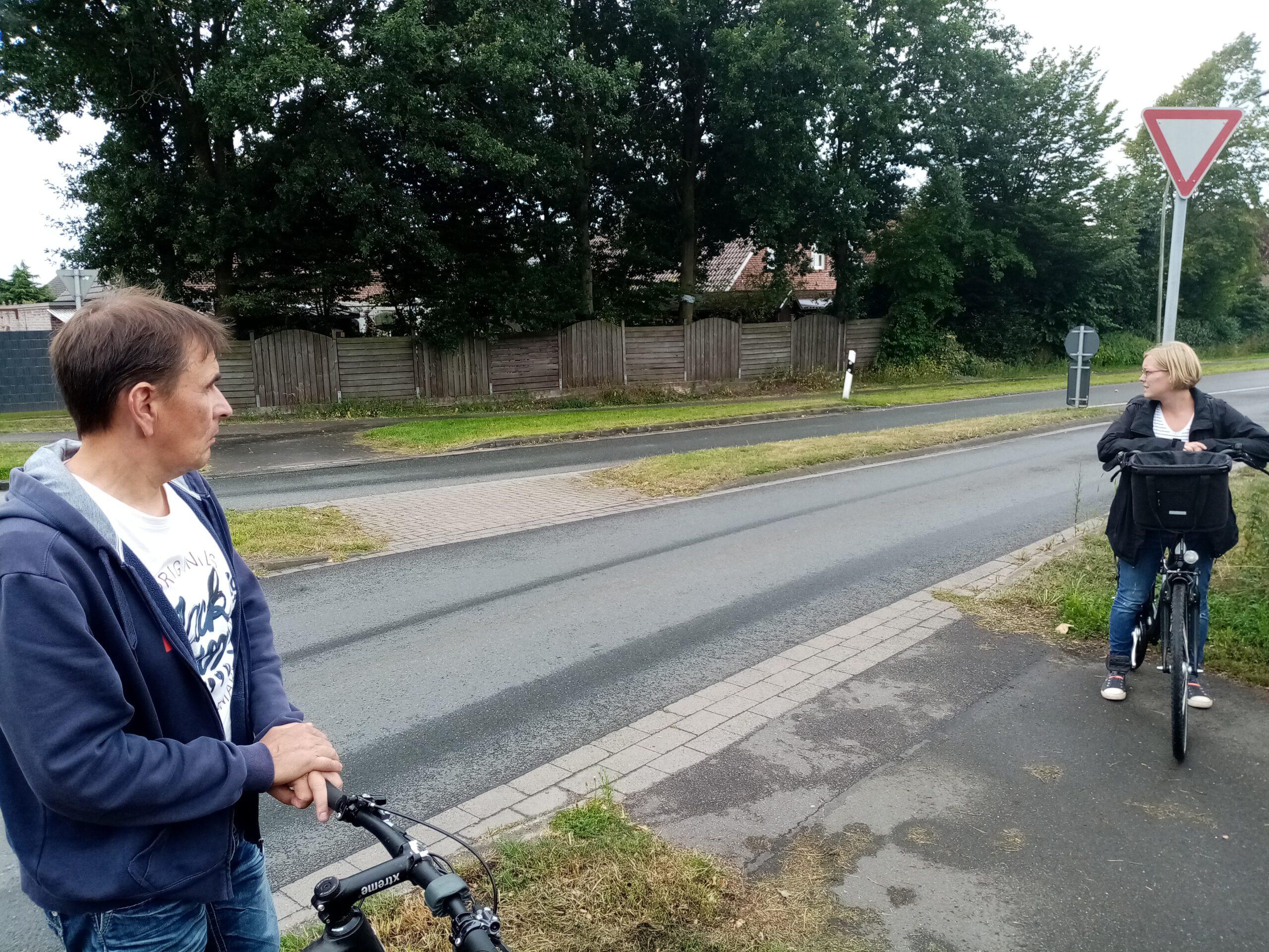 Kreisverkehr Scharperloh