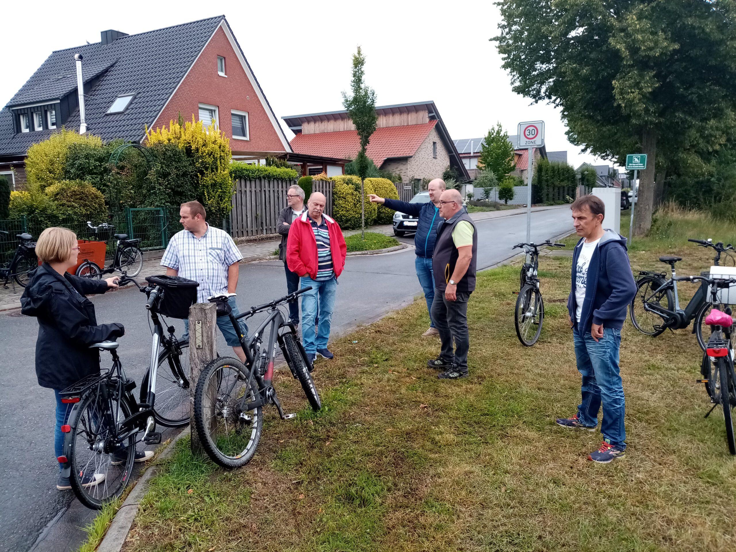 Kreisverkehr Eschke