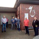 Besuch der Musikkapelle Südlohn